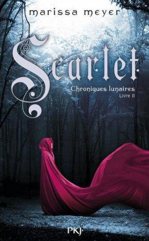 Scarlet de MarissaMeyer.