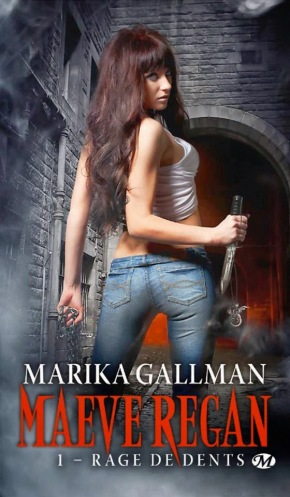 Maeve Regan – Rage de Dent de MarikaGallman.
